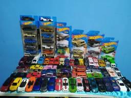 Coleção de carro hot Wheels (Novos)