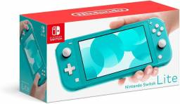 Super Promoção - Nintendo Switch Lite Novos lacrados com 1 ano de garantia + brindes