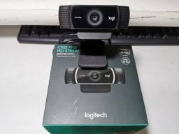 Webcam logitech C922 Pro - 1080p