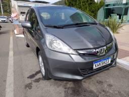 Honda Fit lx automático e couro - 40 mil km original