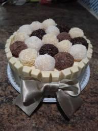 Bolos, doces, tortas e salgados