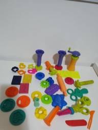 Kit ferramentas massinha