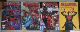Combo Deadpool (Nova Edição) nº 01 até 12