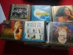 Coleção de CDS Originais antigos e novos