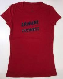 Camiseta Feminina Armani Exchange Original EUA com Etiqueta