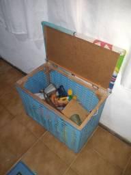 Baú para brinquedos