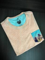 camiseta tropical