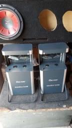 Vendo 02 Iluminações Double Scan Tec Port