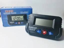 Relógio Digital NOVO - com Cronometro e alarme