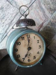 Antigo Relógio Despertador alemão GB