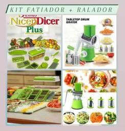 Fatiador + Ralador