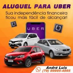 Aluguel de Carro para UBER