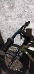 Guidão e mesa de bike