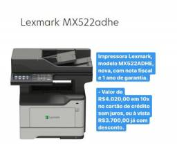Impressora Lexmark, Nova
