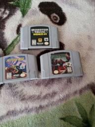Jogos originais 64