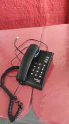 Telefone de Mesa Intelbras Pleno Fixo