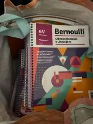 Livros Bernoulli - pré vestibular 2020