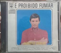 CD ROBERTO CARLOS CBS É PROIBIDO FUMAR