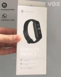 Xiaomi Amazfit Band 5 - Com Alexa e Oxímetro