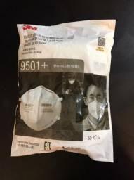 50 unidades de máscaras N95 3M (earloop)