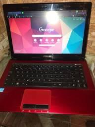 Notebook ASUS Intel core i5, 6GB ram