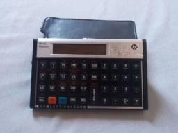 Calculadora Financeira Hp 12c Platinum (usada)