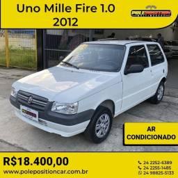 Mille Fire 2012 com ar - A mais nova anunciada