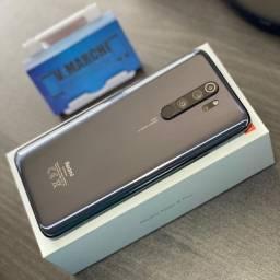 Redmi Note 8 Pro Cinza - 128GB (Completo) *6 Meses de Garantia