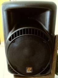 caixa ativa staner ps-520 bi-amplificada