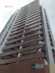 Apartamento à venda com 4 dormitórios em Brisamar, João pessoa cod:37278