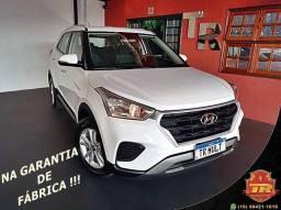 CRETA 2017/2018 1.6 16V FLEX ATTITUDE AUTOMÁTICO