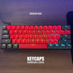 Keycaps para Teclado Gamer Mecânico