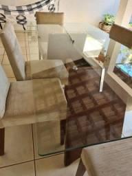 vendo mesa usada em otimo estado!!
