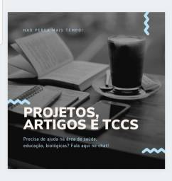 Trabalhos Academicos, Projetos e TCCs