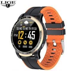 Smartwatch Lige LW20 - Atende e Faz Ligações