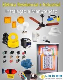Elétrica Residencial e Industrial - Instalação e Manutenção
