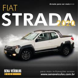 Fiat Strada 1.8 Adventure Manual 2020