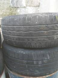 4 pneus bons semi novos