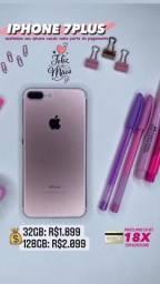 iPhone 7 Plus 32GB. Promoção!!!!!!