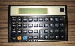 Calculadora Financeira Hp 12c Gold Port Original