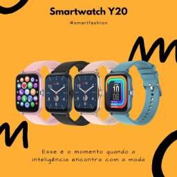 Smartwatch Y20 - Atende e Faz Ligações