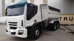 Caçamba Iveco Tector 240e25 Leito Truck
