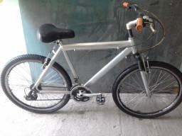 Bicicleta caloi de aluminio aro 26 rodas aero