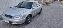 Corolla XEI 2001 Automático Completo de Tudo! Único Dono, Em Perfeito Estado