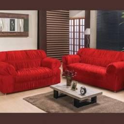 Capas para sofá 2 e 3 Lugares