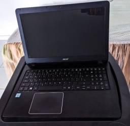 Notebook Acer Aspire i5 6º geração 8gb de Ram