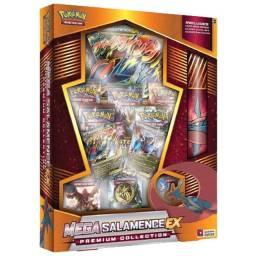Box Pokémon Mega Salamence EX
