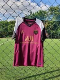 Camisa PSG Jordan III Neymar JR 20/21