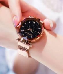 Relógio Céu Estrelado.
