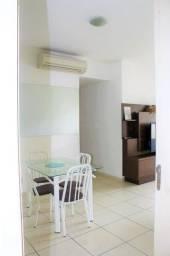 Apartamento 3 quartos no Parque 10 c/piscina, todos os quartos com ar(Manaus) só diária